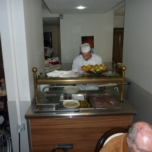 Chef cuisinier residence tibaous toulouse
