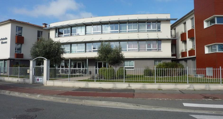maison retraite facade